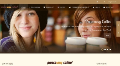 Pressoway Coffee
